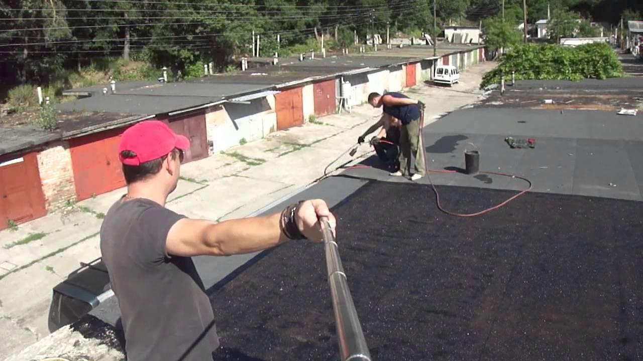 Как покрыть крышу технониколем своими руками 14