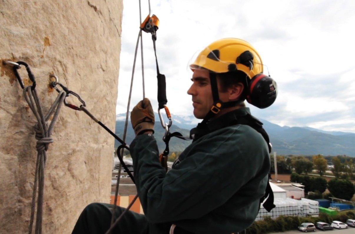 Промышленный альпинизм москва прайс