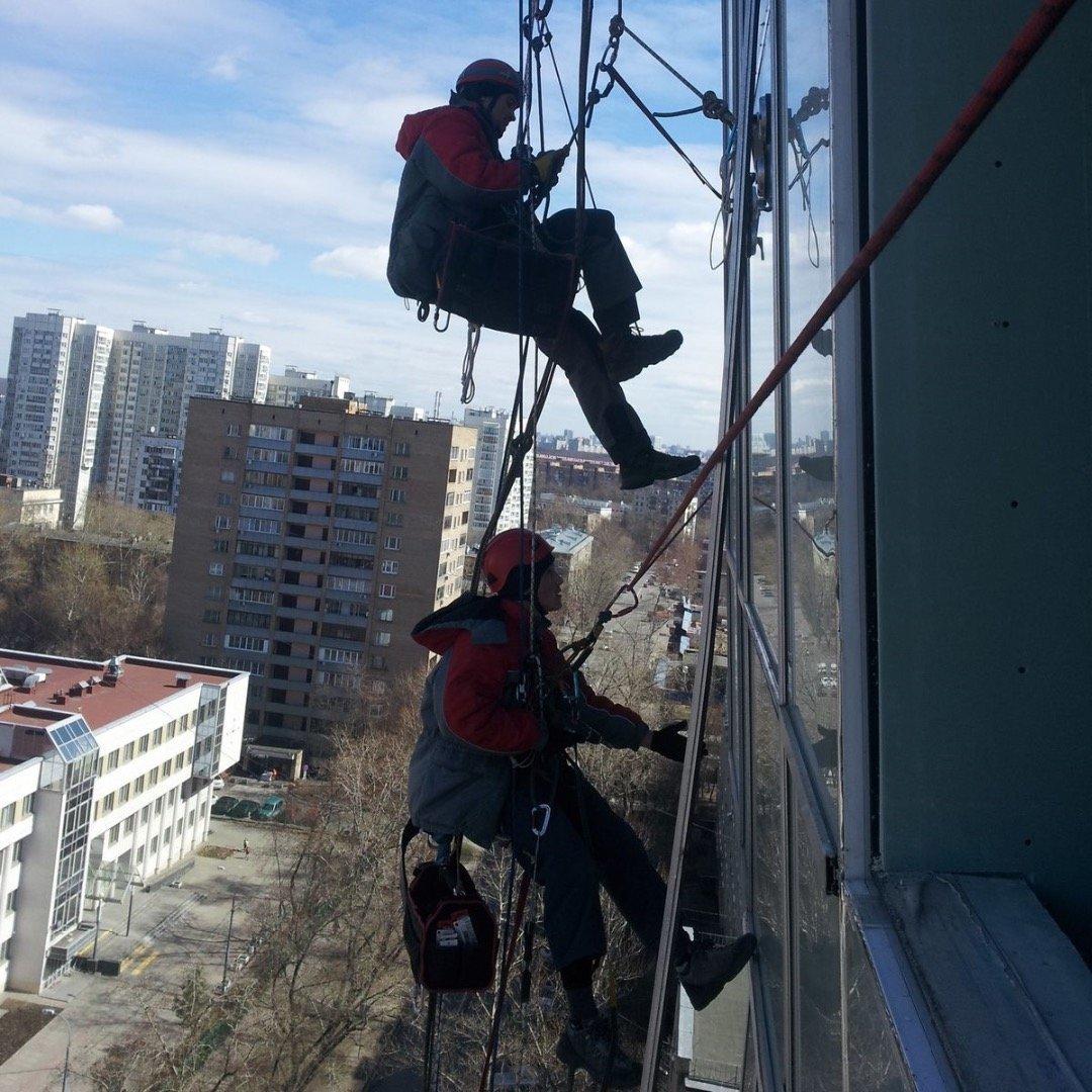 Цены на услуги промышленных альпинистов
