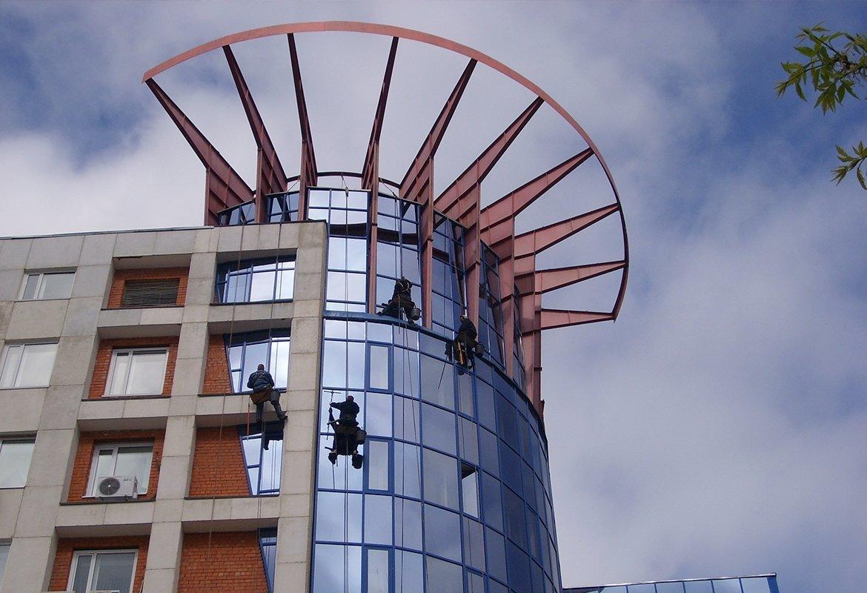 Промышленный альпинизм в москве вакансии от прямых работодателей