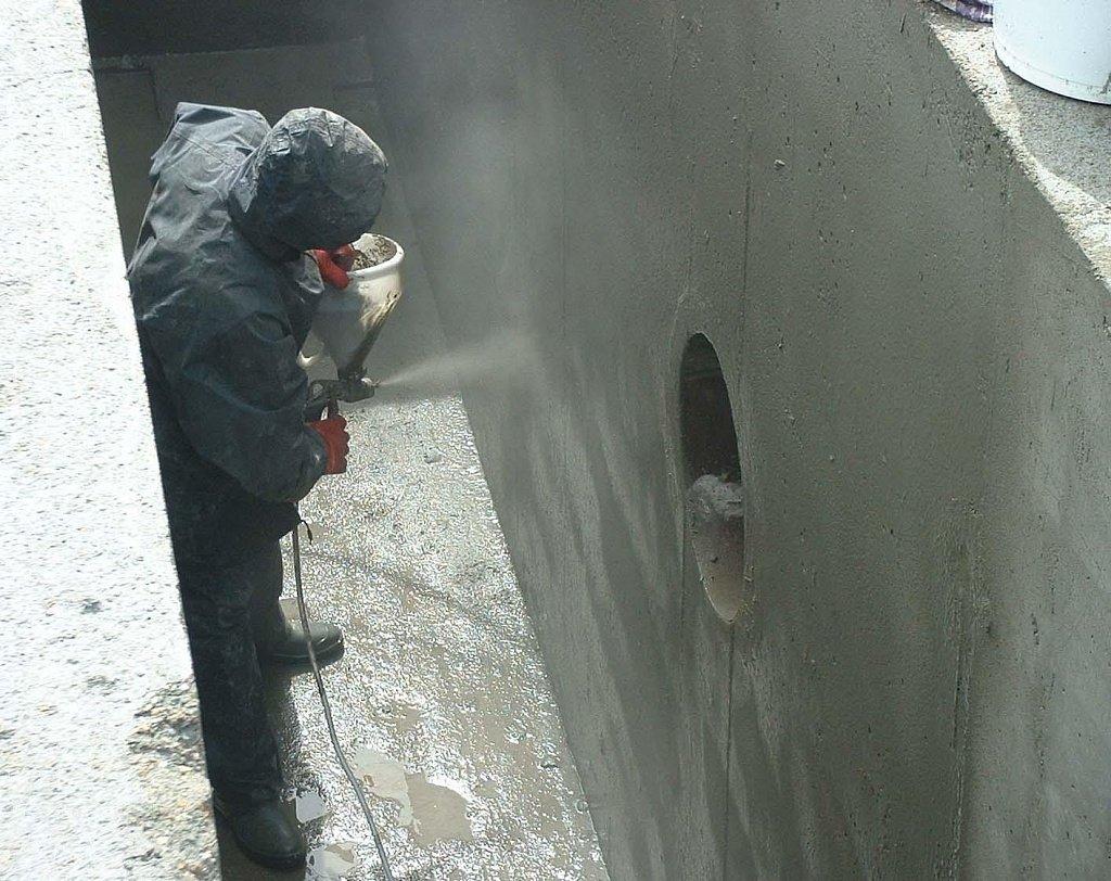 ремонт бетона екатеринбург