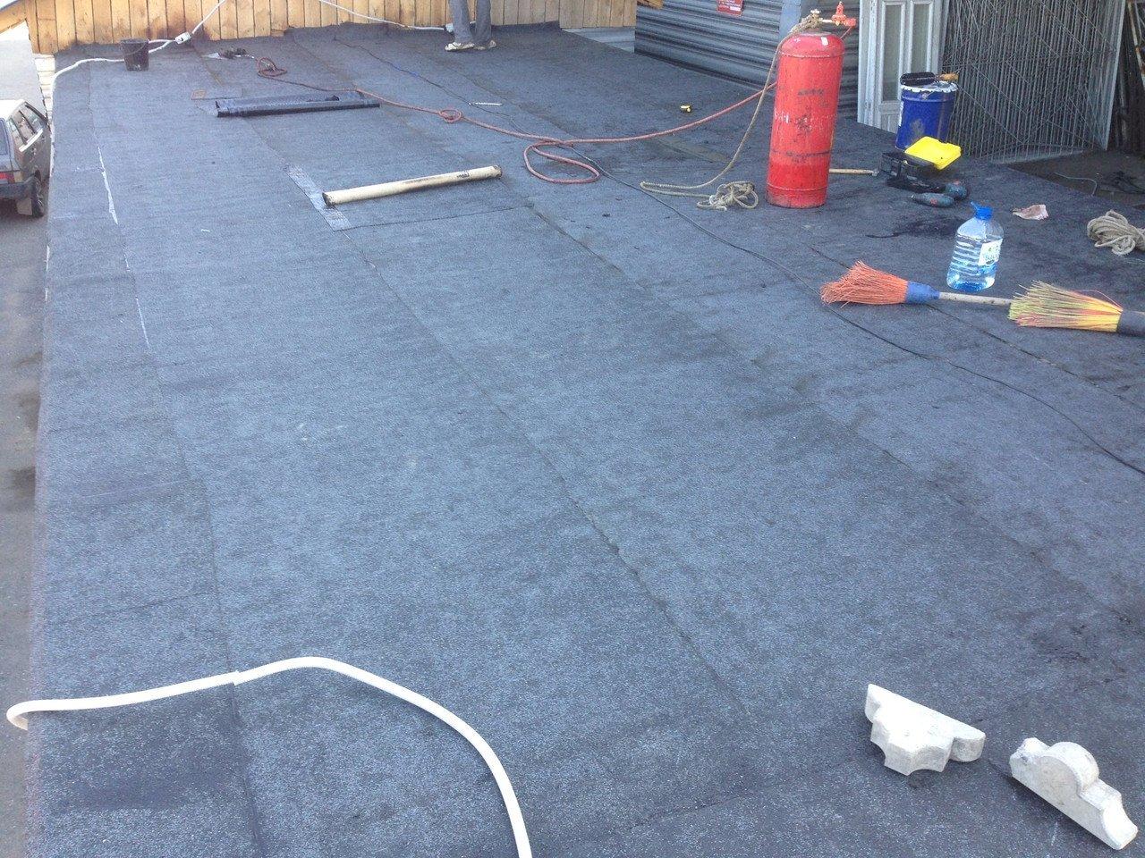 Как правильно покрыть крышу